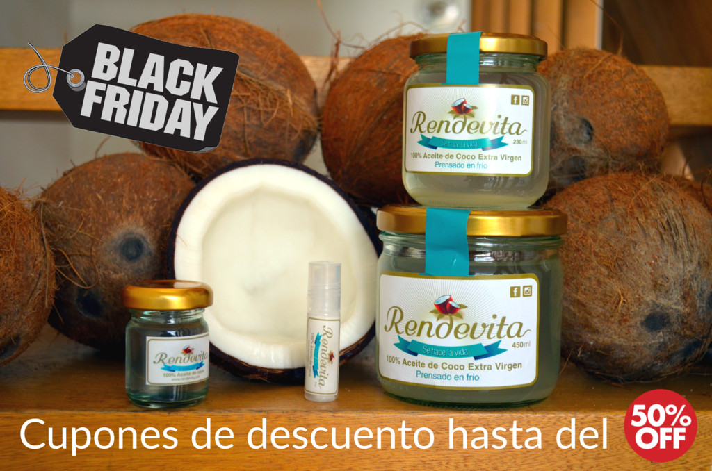 Promoción de Black Friday 2018