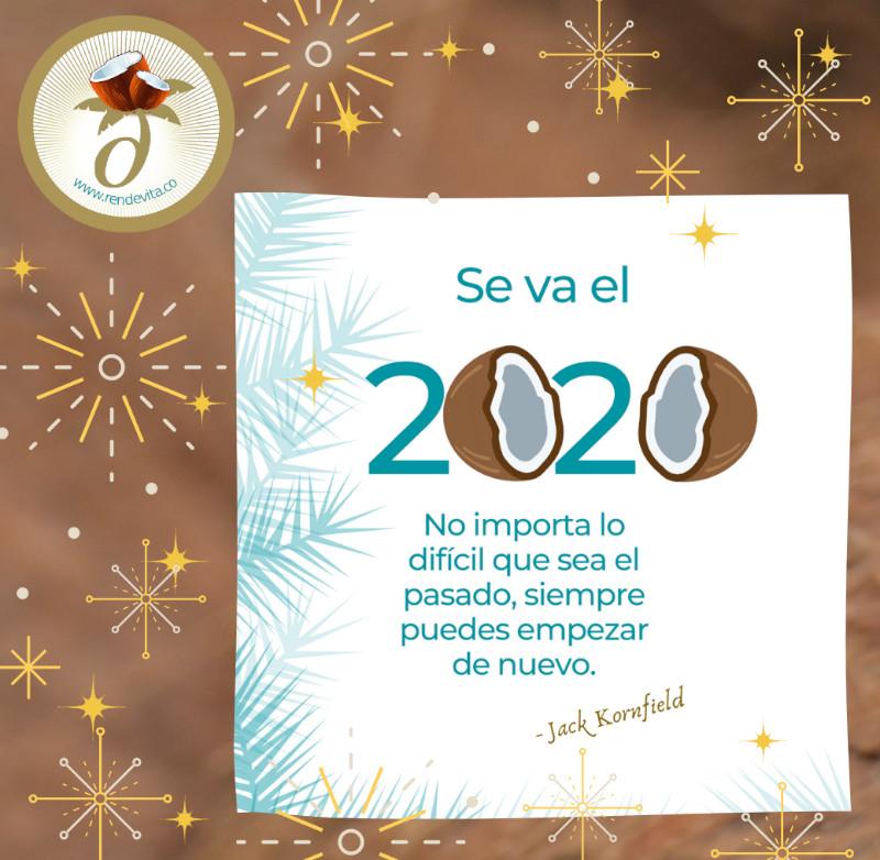 Feliz año 2021